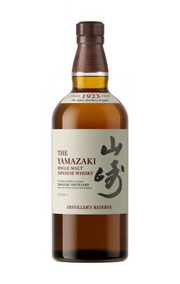 Suntory Yamazaki, Distiller's Reserve, Japanese Single Malt Whisky (43%)
