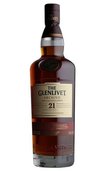 Glenlivet Archive, 21-year-old, Speyside, Single Malt Whisky (43%)