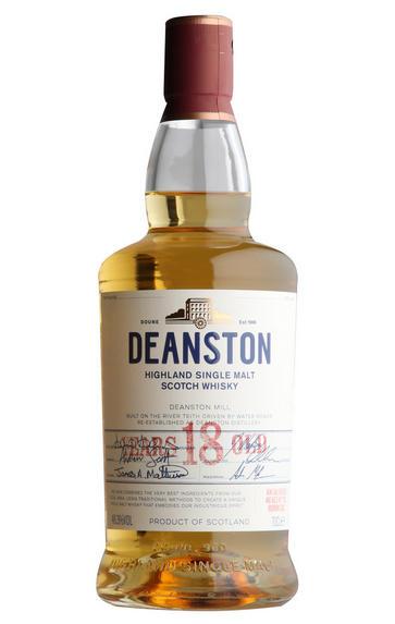 Deanston 18-Year-Old, Batch #2, Higlands, Single Malt Whisky, 46.3%