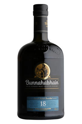 Bunnahabhain, 18-year-Old, Islay, Single Malt Whisky, 46.3%