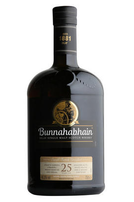 Bunnahabhain, 25-Year-Old, Islay, Single Malt Whisky (46.3%)