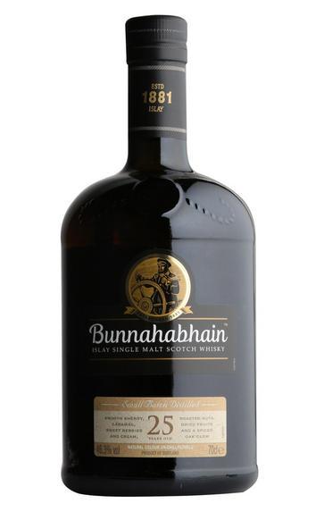 Bunnahabhain, 25-Year-Old, Islay, Single Malt Whisky (46.3%)