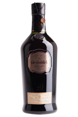 Glenfiddich, 40-year-old, Speyside, Single Malt Whisky, 46.2%