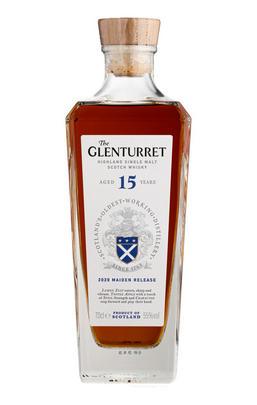 The Glenturret, 15-Year-Old, 2020 Maiden Release, Highland, Single Malt Scotch Whisky (55%)