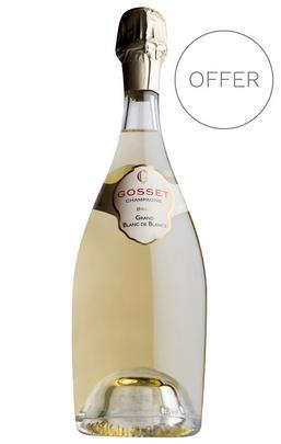 Champagne Gosset, Blanc De Blancs, Brut