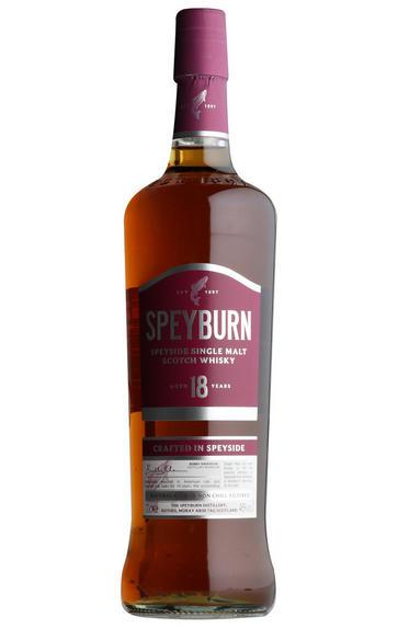 Speyburn 18-Year-Old, Speyside, Single Malt Scotch Whisky, (46.0%)