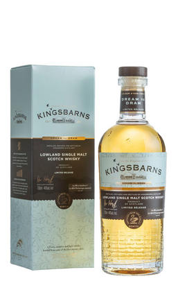 Kingsbarns, Dream to Dram, Limited Release, Lowland, Single Malt Scotch Whisky (46%)