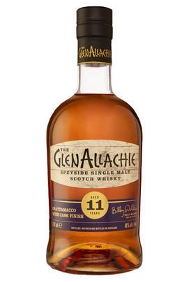 The Glenallachie, Grattamacco Wine Cask Finish, 11-Year-Old, Speyside, Single Malt Scotch Whisky (48%)