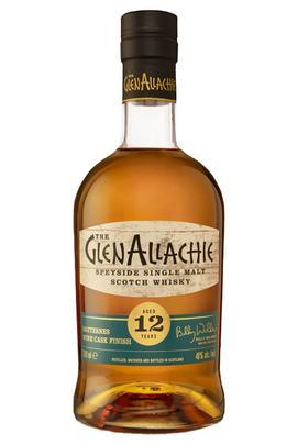 The Glenallachie, Sauternes Wine Finish, 12-Year-Old, Speyside, Single Malt Scotch Whisky (48%)