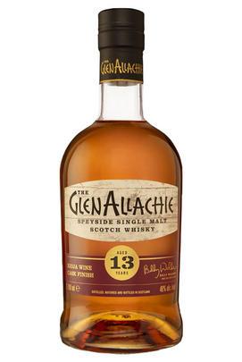 The Glenallachie, Rioja Wine Finish, 13-Year-Old, Speyside, Single Malt Scotch Whisky (48%)