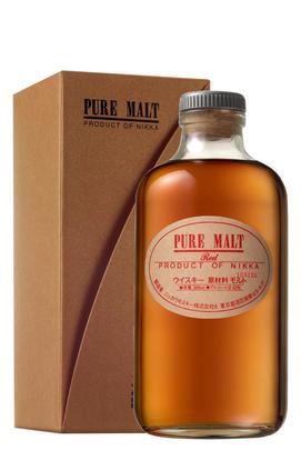 Nikka, Pure Malt Red, Blended Malt Whisky, Japan (43%)