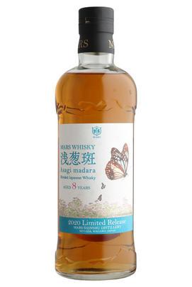 Mars, Asagi Madara, 8-Year-Old, 2020 Limited Release, Blended Whisky, Japan (48%)