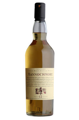 Mannochmore 12-Year-Old, Speyside, Single Malt Scotch Whisky, (43%)