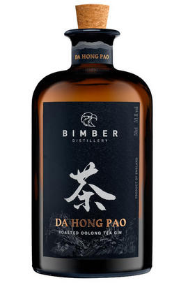 Da Hong Pao Roasted Oolong Tea Gin, Bimber Distillery (51.8%)