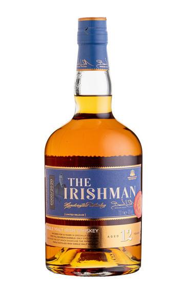 Walsh Whiskey, The Irishman, 12 Year-Old Single Malt, Irish Whiskey (43%)