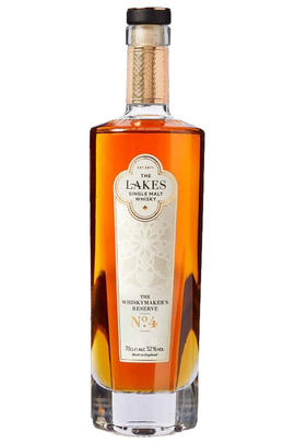 The Lakes, Whiskymaker's Reserve, No. 4, Single Malt, England (52%)