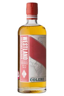 Westland, Colere, 1st Edition, Single Malt Whiskey, USA (50%)
