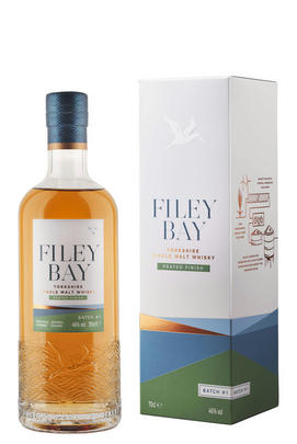 Yorkshire Distillery, Filey Bay, Peated Finish, Batch 1, Single Malt English Whisky (46%)