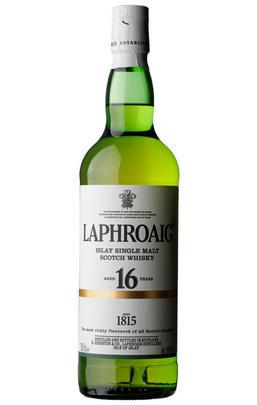Laphroaig, 16-year-old, Islay, Single Malt Scotch Whisky (48%)