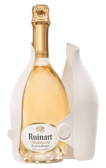 Champagne Ruinart, Blanc de Blancs, Second Skin, Brut