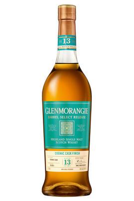 Glenmorangie, 13-Year-Old, Cognac Cask, Single Malt Scotch Whisky, Highlands (46%)