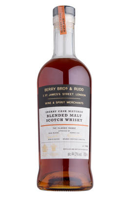 Berry Bros. & Rudd Classic Sherry Cask, Blended Malt Scotch (44.2%)