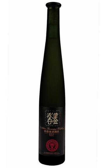 2010 Changyu Golden Valley Ice Wine, Black Diamond Label, Liaoning