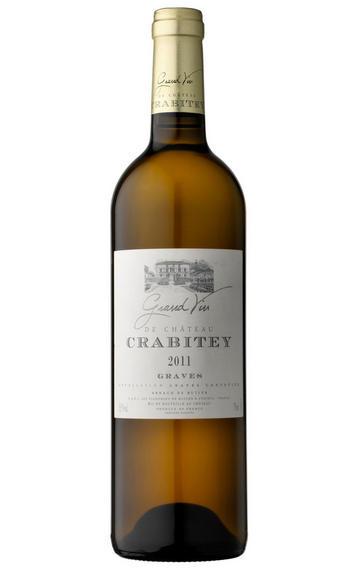 2011 Ch. Crabitey, Blanc, Graves