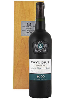 1966 Taylor's, Very Old Single Harvest Port, Portugal