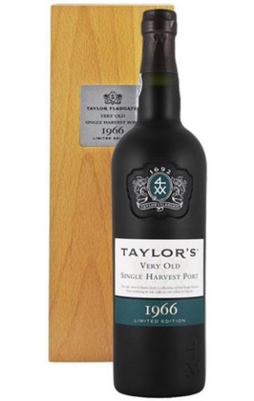 1966 Taylor's, Very Old Single Harvest Port, Portugal