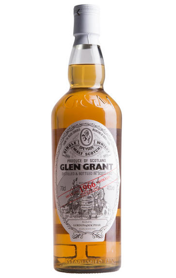 1966 Glen Grant, Speyside, Single Malt Scotch Whisky (40%)