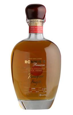 1968 Ronnie's Reserve, Cask Ref 13497, Speyside, Single Malt Scotch Whisky, 51.6%