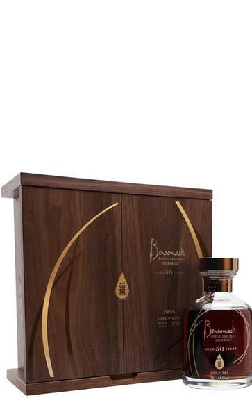 1969 Benromach, Cask 2003, Aged 50 Years Single Malt Whisky, Btld 2019 44.6%