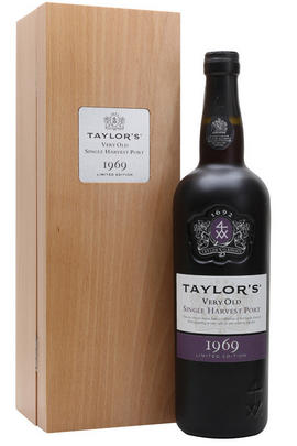 1969 Taylor's, Very Old Single Harvest Port, Portugal