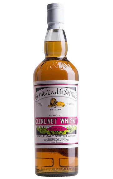 1974 Glenlivet, Speyside, Single Malt Scotch Whisky (43%)