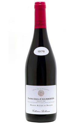 1976 Latricières-Chambertin, Grand Cru, Collection Bellenum