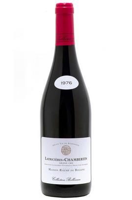 1976 Latricières-Chambertin, Grand Cru, Collection Bellenum