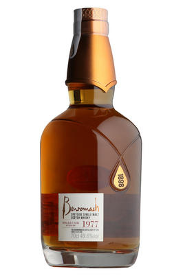 1977 Benromach Heritage, Speyside, Single Malt Scotch Whisky (49.6%)