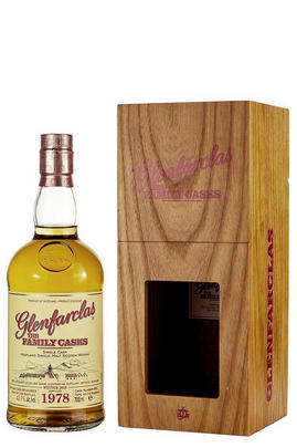 1978 Glenfarclas Family Cask No. 661, Single Malt Whisky, Speyside 42.7%