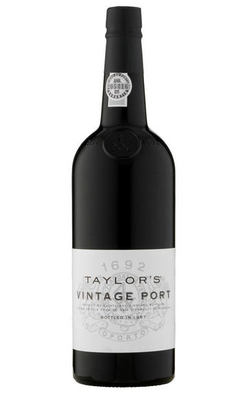 1983 Taylor's, Port, Portugal