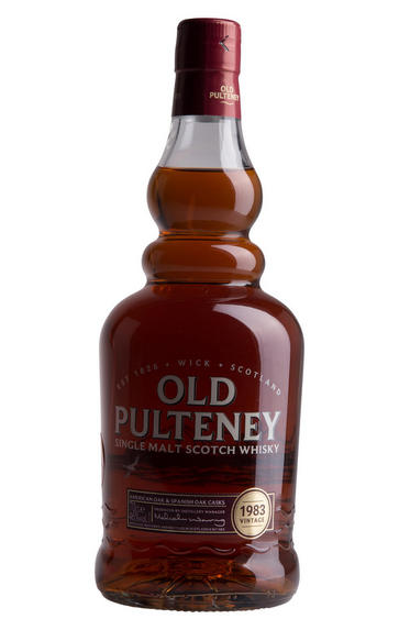 1983 Old Pulteney, Highland, Single Malt Scotch Whisky, 46%