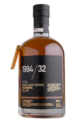 1984 Bruichladdich, Rare Cask Series, 32-Year-Old, Single Malt, (43.7%)