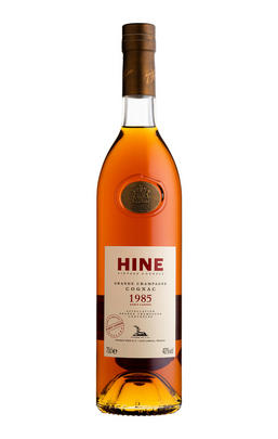 1985 Hine Grande Champagne, Early-Landed Cognac (40%)