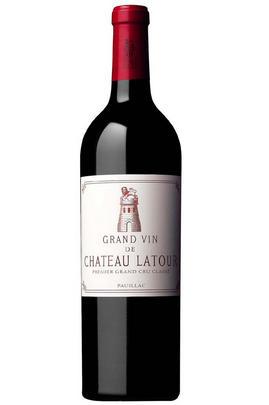 1986 Ch. Latour, Pauillac, Bordeaux