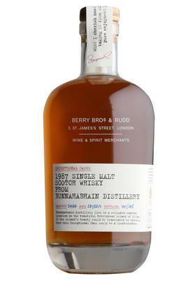 1987 Berry Bros. & Rudd Exceptional Casks 28-Year-Old Bunnahabhain, Cask Ref. 2484, Islay, Single Malt Scotch Whisky (49.7%)