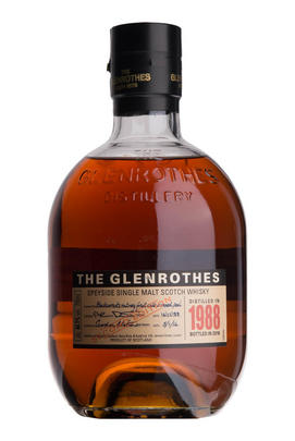 1988 The Glenrothes, 2nd Edition, Speyside, Single Malt Scotch Whisky (44.1%)