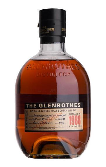 1988 The Glenrothes, 2nd Edition, Speyside, Single Malt Scotch Whisky (44.1%)