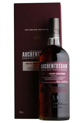 1988 Auchentoshan, PX Sherry Cask Finish 30-Year-Old, Malt Whisky (49.7%)