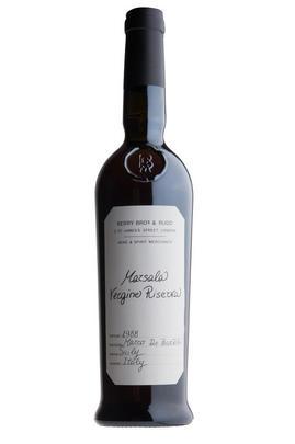 1988 Berry Bros. & Rudd Marsala Vergine Riserva by Marco de Bartoli