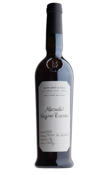 1988 Berry Bros. & Rudd Marsala Vergine Riserva by Marco De Bartoli, Sicily, Italy
